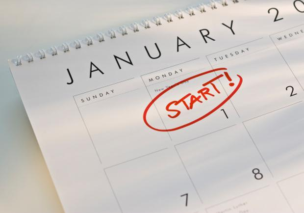 Most of us 'have already broken our resolutions.' Image: Getty
