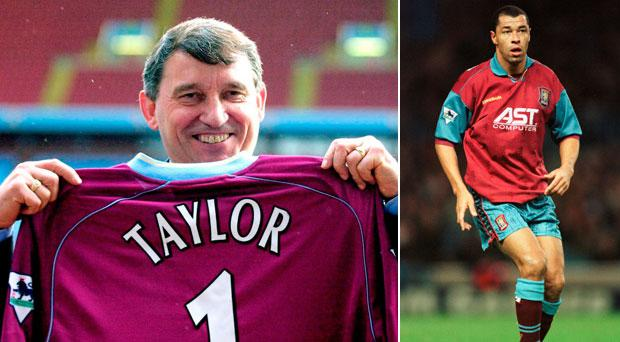 Paul McGrath played under Graham Taylor at Aston Villa