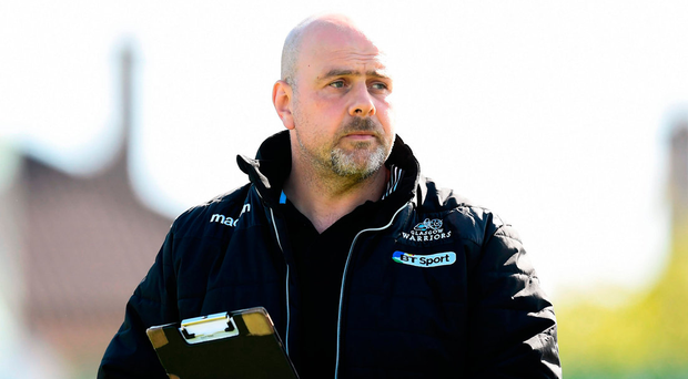 McFarland named as new Ulster head coach