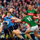 The All Ireland replay was an extra cost for Mayo