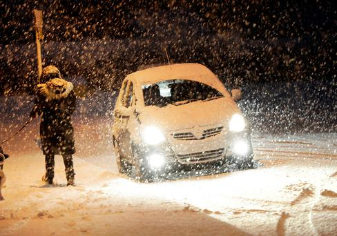 Cold Weather alert to affect West Sussex
