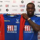 Jeffrey Schlupp has joined Crystal Palace