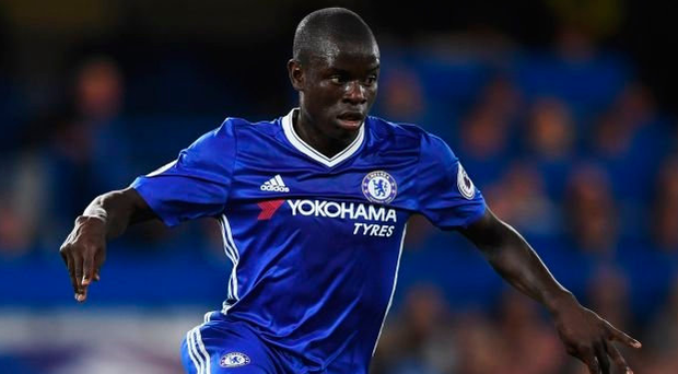 N'Golo Kante will come up against his former team-mates when Chelsea take on Leicester today Photo: Shaun Botterill/Getty Images