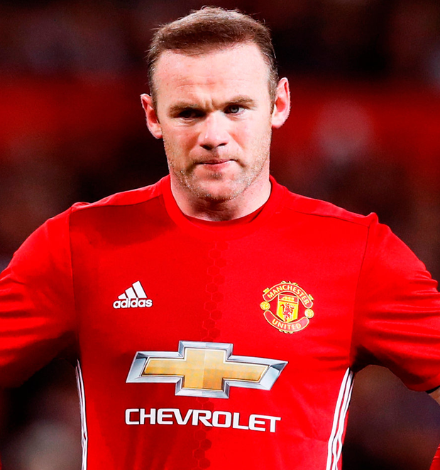 Rooney was supposed to assume the role of a Keane or Cantona Photo: Martin Rickett/PA Wire