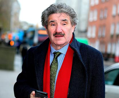 John Halligan, Independent TD for Waterford. Photo: Tom Burke