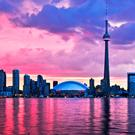 Property prices in Toronto rose by 12pc last year