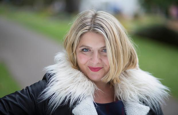 Journalist and author Bryony Gordon took a leap of faith and sent out a tweet seeking to set up a group of like-minded people to meet for a walk, chat and a cup of tea and called it Mental Health Mates. Photo: David Hartley