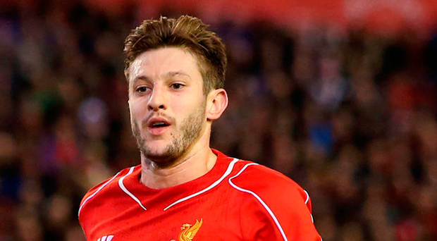 'Adam Lallana, who I've highlighted for a long time as the key trigger-man in their attack, will only have more confidence after being linked with Barcelona.' Photo: PA