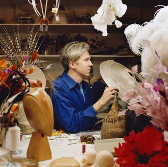 Philip Treacy: The success of a design great is not solely down to the support they receive