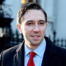 Bed crisis: Minister Simon Harris blamed 'perfect storm' Photo: Tom Burke