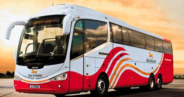 'A report last week recommended Bus Eireann closes an operation that facilitates 7m journeys every year, many of them vital to users, to save money'