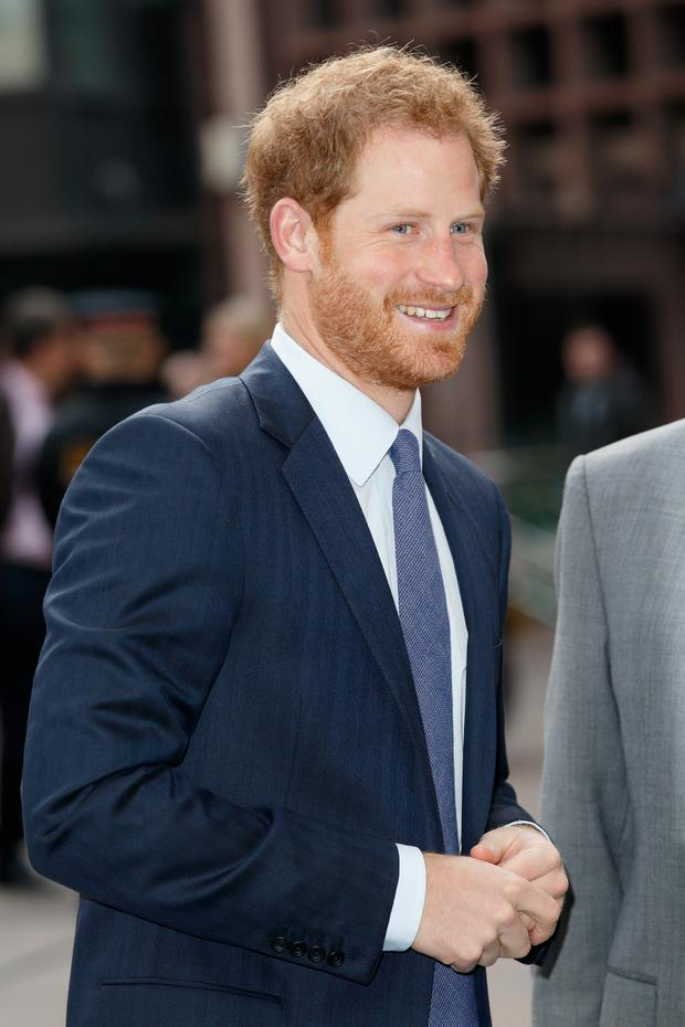 Prince Harry issued a statement confirming his relationship with Meghan in November