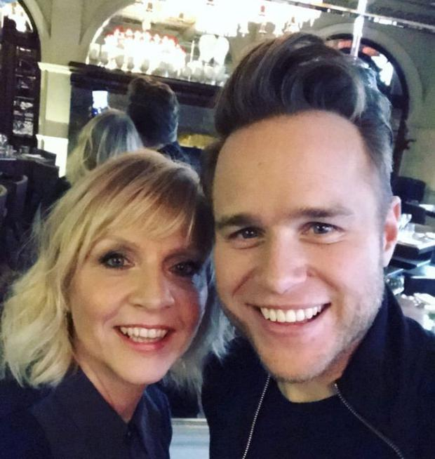 Olly Murs and his mum are estranged from his twin brother Ben