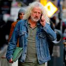 Bankrupt: Mick Wallace. Photo: Tom Burke