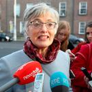 Minister Katherine Zappone plans overhaul of guardianship system. Photo: Tom Burke