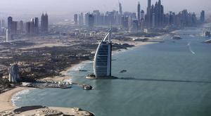 WS Atkins handled the structural engineering for the Burj al Arab in Dubai, one of the world's most recognisable buildings. Photo: AFP/Getty Images