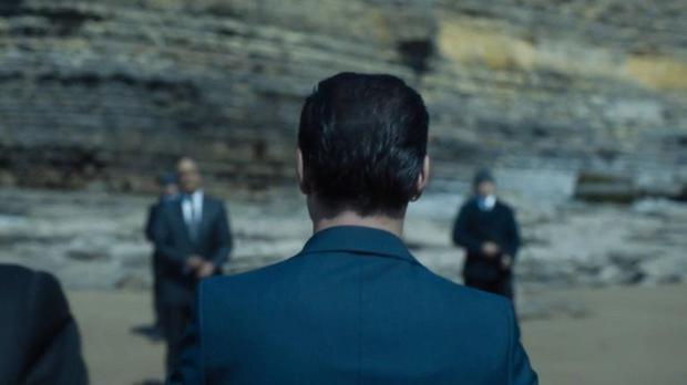 Moriarty's return
