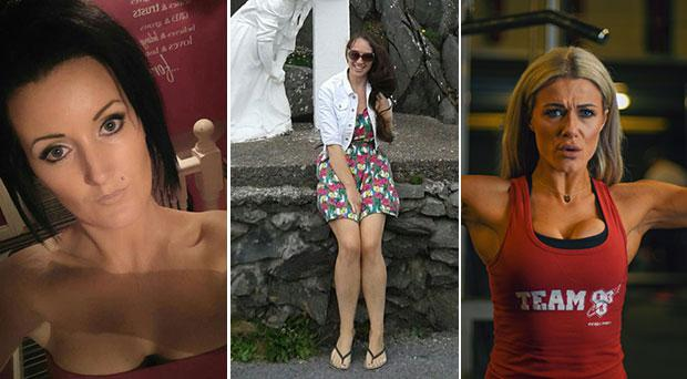 Lindsey Kelly (29), Audrey Green (35) and Jessica Kavanagh (28) all underwent breast augmentation to boost their confidence