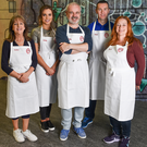 Celebrity Masterchef Ireland, 2016. Photography by Ruth Medjber www.ruthlessimagery.com