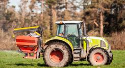 The fertiliser market has been labelled dysfunctional. Stock Image