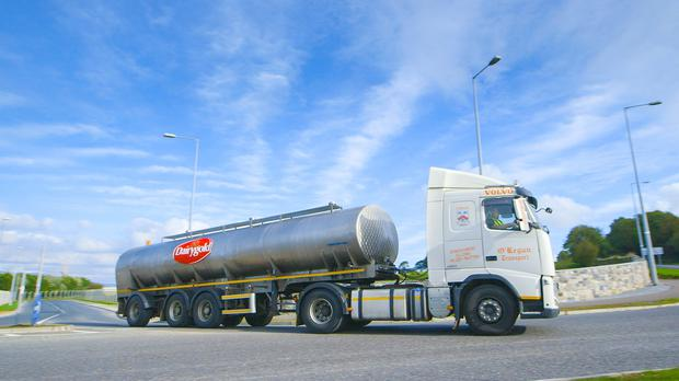 Dairygold has announced an increase in its milk price for December milk.