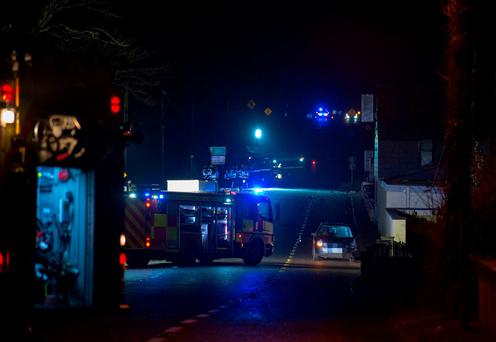 Two women have been killed in a cllision on the main Dublin to Derry road. Picture Ciara Wilkinson