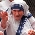 Mother Teresa. AP Photo/Bebeto Matthews
