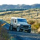 The Land Rover Defender, the ultimate off-road workhorse, takes its final curtain call