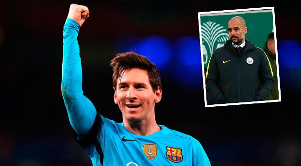 Lionel Messi has already had talks with Guardiola, according to reports