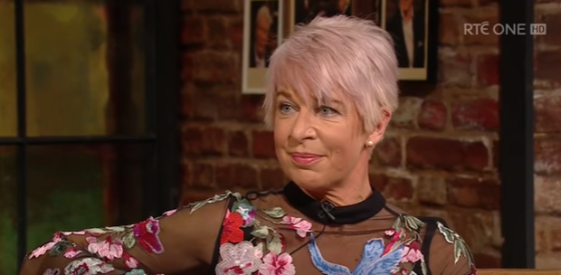 Katie Hopkins on the Late Late Show