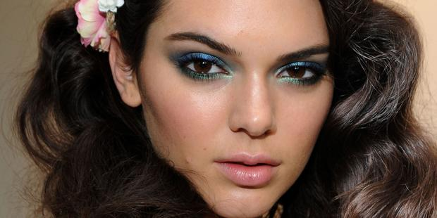 Kendall Jenner has been open about her struggles with acne