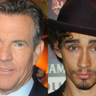 Dennis Quaid has heaped praise on his Fortitude co-star Robert Sheehan