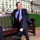 John Hume. PA Photo: Paul Faith