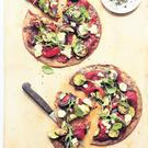 Chickpea pizza Taken from Clean & Lean For Life by James Duigan, published by Kyle Books.