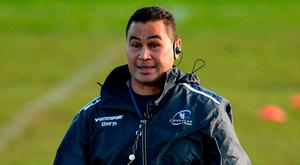 Connacht head coach Pat Lam. Photo: Seb Daly/Sportsfile
