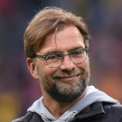 Liverpool manager Juergen Klopp. Photo: Lukas Barth/Anadolu Agency/Getty Images