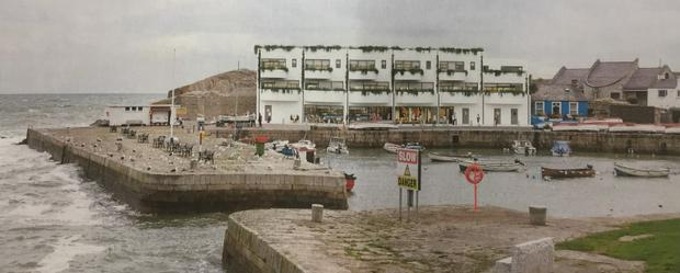 Pictured: The new development planned for Dalkey