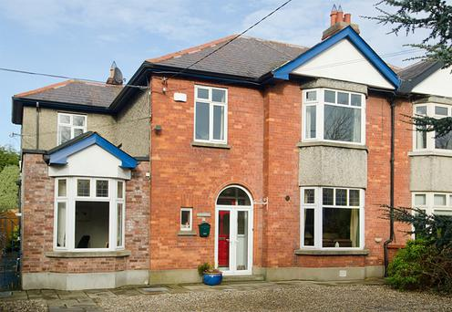 26 Mount Prospect Avenue in Clontarf went for €895,000 last January