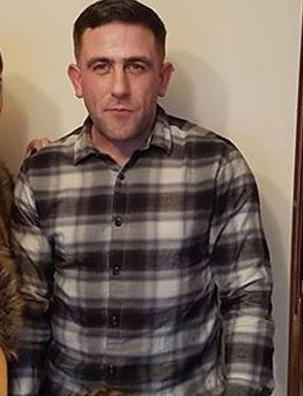 Victim Neil Reilly (36)