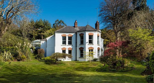'Woodbank', St George's Avenue, Killiney, sold for €1.675m last November