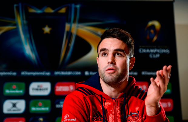 Conor Murray Photo: Sportsfile