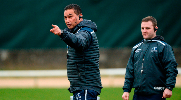 Pat Lam will be ready for Toulouse test with John Muldoon committing his future to the club for another year. Photo: Sportsfile