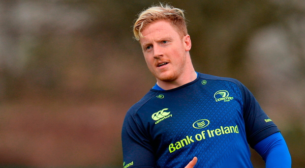 Leinster's James Tracy Photo by Seb Daly/Sportsfile
