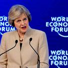 Theresa May (AP Photo/Michel Euler)
