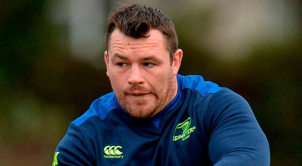 Leinster's Cian Healy. Photo: Seb Daly/Sportsfile