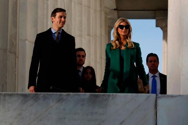 Justice Department opinion backs Trump on hiring of son-in-law