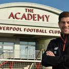 Steven Gerrard will take up a role at the Liverpool Academy