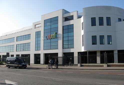 The attack happened at the Omni Shopping Centre in Santry, Dublin