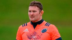 Donnacha Ryan is back fully-fit after a long period trying to shake off a foot injury. Photo: Seb Daly/Sportsfile