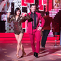 Aidan O'Mahony and Valeria Milova during the live performance of RTÉ's 'Dancing with the Stars' Picture: Kyran O'Brien